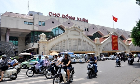 MARKET CULTURE IN VIETNAM