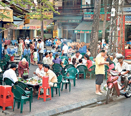 Vietnam: Ho Chi Minh City's coffee culture