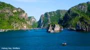 Luxury cruises, Halong bay and the gulf of Tonkin discovery