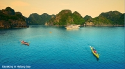Halong Bay Cruise with Seaplane Transport from Hanoi